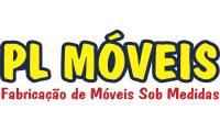 Logo de P L Móveis em Plano Diretor Norte