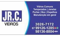 Logo JR.C.VIDROS