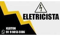 Logo de Kleiton Eletricista zap 9.9813-5186 em Bengui