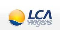 Logo LCA Viagens Corporativas em Cambuci