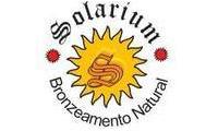 Logo de Solarium Bronzeamento Natural em Setor São José