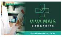 Logo de Drogaria Viva Mais em Rancho Novo