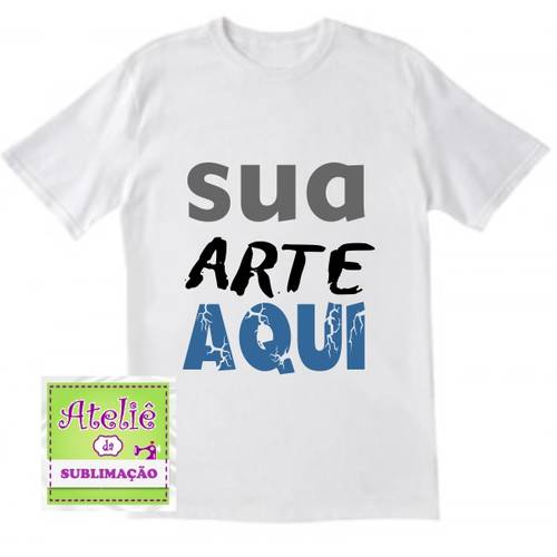 Ateliê da Sublimação em Taguatinga Sul (Taguatinga) - Camisetas ... 90464a69efd6c