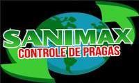 Logo de Sanimax Dedetização