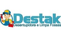 Logo de Desentupidora e Limpa Fossas Destak