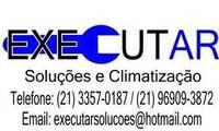 Logo de Executar Soluções e Climatização