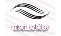 Logo Clínica de Estética Mison em Catete
