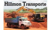 Logo de Hillmon Transportes em Setor Santos Dumont