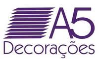 Logo de A5 Decorações em Bangu