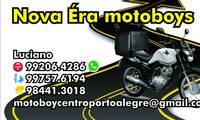Logo de Agências de motoboys no bairro são Geraldo em São Geraldo