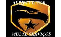 Logo de Alpha Victor Sistema de Segurança E Multe Serviços em Igapó