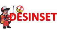 Logo de Desinset Dedetizadora