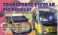 Logo de Transporte Escolar Tio Douglas C Silveira em Santa Felicidade