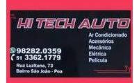 Logo de Hi Tech Auto Som em Higienópolis