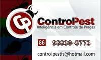 Logo de CONTROL PEST  em Parque Ideal