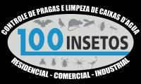 100 Insetos Dedetizadora