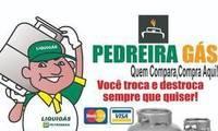 Logo de Pedreira Gás em Pedreira