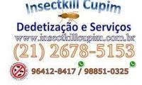 Logo InsectKill Cupim Dedetização e Serviços em Parque Guararapes