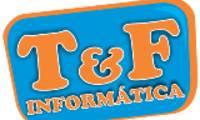 Logo de T & F Informática em Serraria