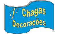 Logo de F Chagas Decorações em Bequimão