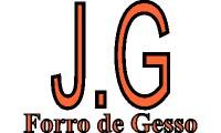 Logo de JG Forro de Gesso em Bengui