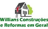 Logo de Willians Construções E Reformas em Geral em Benfica