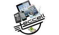 Logo de TecCell em Parque Bela Vista