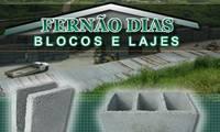 Logo de Blocos E Lajes Fernão Dias em Jardim Santo Alberto