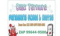 Logo de Disk Ternura em Rio Novo