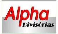 Logo de Alpha Divisórias E Forros em Jardim Iracema