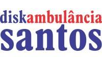 Logo de Disk Ambulância Santos em Cidade Jardim