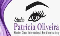 Logo de Patrícia Oliveira - Micropigmentação, Depilação E Design em Sobrancelha em Parque Amazônia