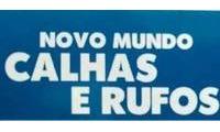 Logo de Novo Mundo Calhas e Rufos