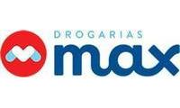 Logo de Drogaria Max em Cerâmica