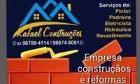 Logo de Rafael Construções