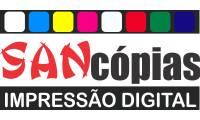 Logo de Sancópias Impressão Digital