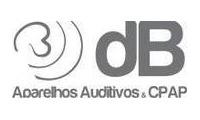 Logo de DB Aparelhos Auditivos & CPAP em Santa Efigênia