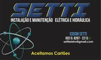 Logo de Setti - Eletro Instalações em Vila Morais