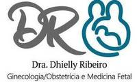 Logo de Dra. Dhielly Ribeiro em Centro