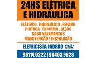 Logo 24 Hs Manutenções E Instalações