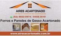 Logo de Aires Acartonado em Setor Centro Oeste