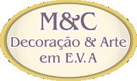 M&C Decoração & Arte em Eva