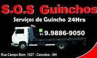 Logo de S.O.S Guinchos 24 Horas em Canudos