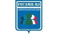 Logo de FECAMIL-RJ em Centro