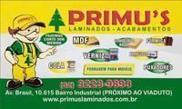 Logo de Primus Madeiras E Laminados