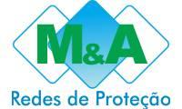 Logo de M&A Redes de Proteção e Serviços