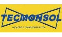 Logo de Tecmonsol Locação e Transportes
