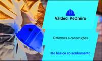 Logo de Valdeci Pedreiro (Pisos, Acabamentos, Reformas, Construções em Geral) em Jardim Brasília