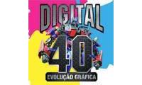 Logo de Digital 40 Evolução Gráfica em São Cristóvão