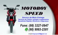 Logo Motoboy Speed